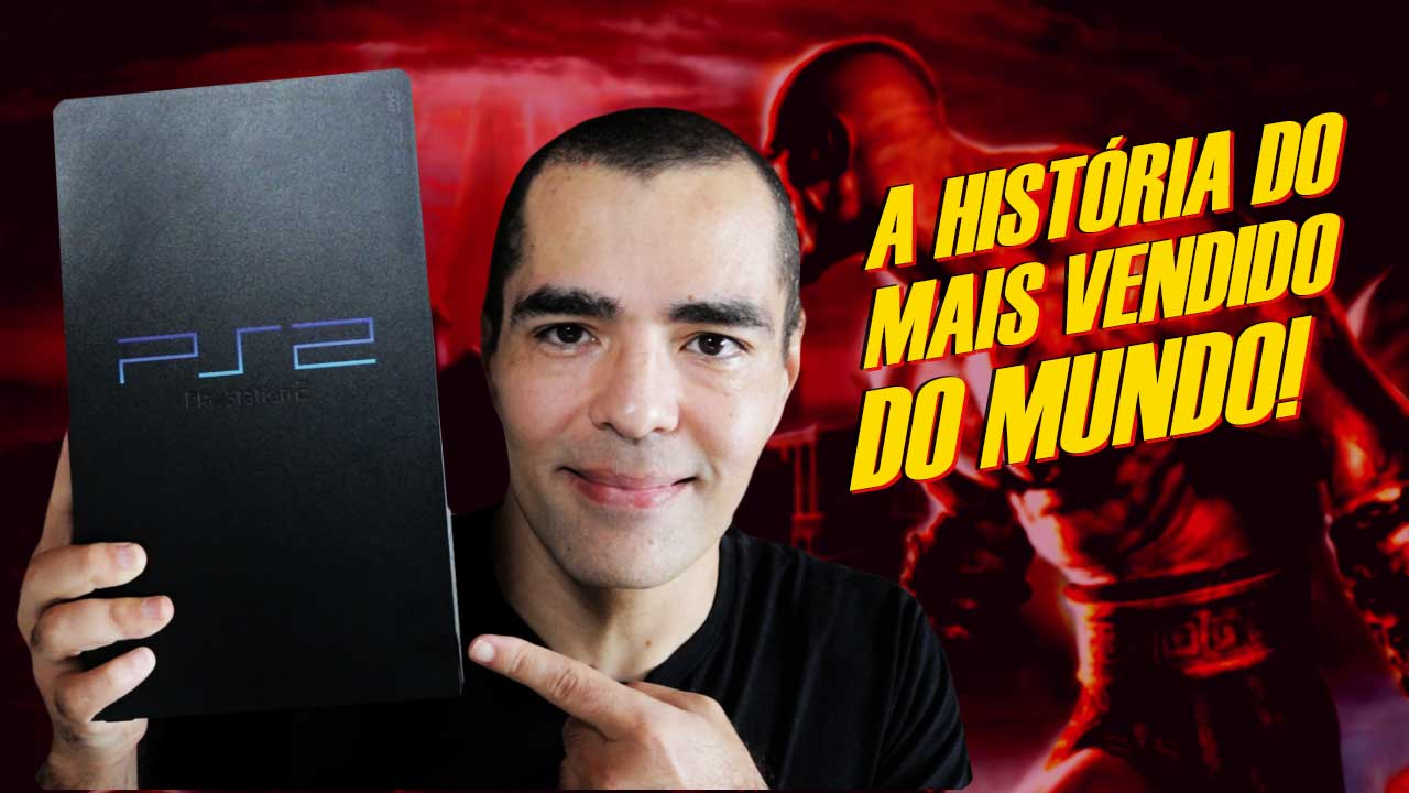 Playstation 2 A história do mais vendido do mundo!