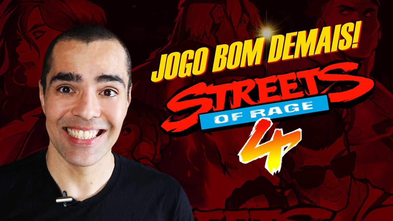 Por que Streets of Rage demorou tanto?